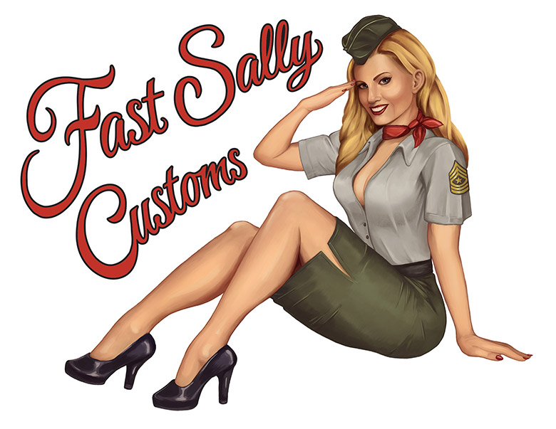 Fast Sally Customs
