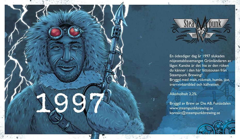 1997 - Steampunk Brewing