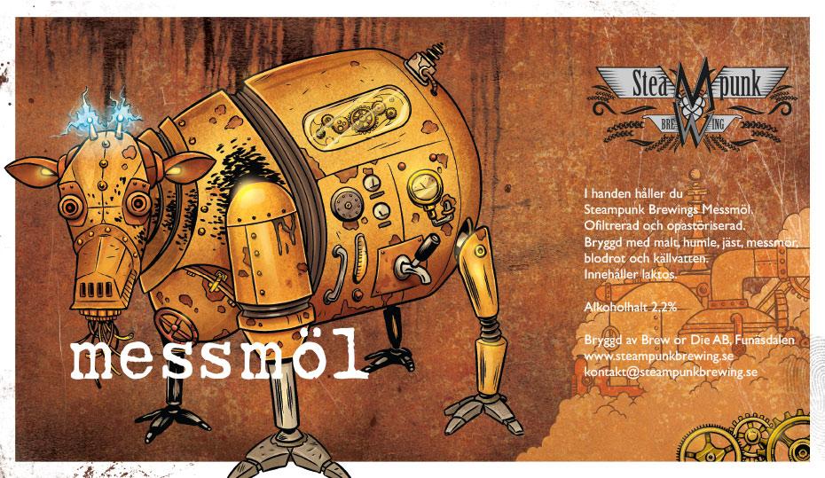 Messmöl - Steampunk Brewing